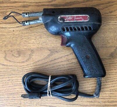 Vintage Weller Junior Model 8100 Soldering Gun