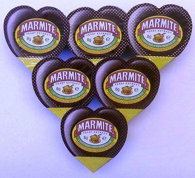 16 Marmite portions - 16 x 8g portions