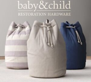 NEW Restoration Hardware laundry bag