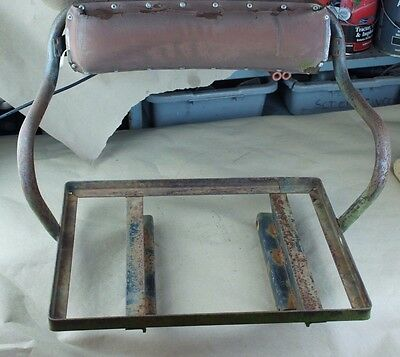 Ih International Harvester Deluxe Seat Frame Cub Lo-boy 154 184 185