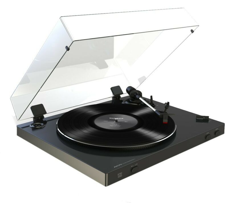 Akai Professional BT-80 Automatic Belt Drive Record Player Turntable ION BT80