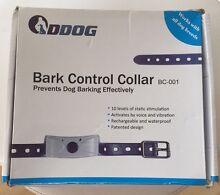 Dog bark control collar Tranmere Campbelltown Area Preview