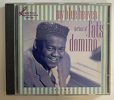 Fats Domino - My Blue Heaven: The Best of Fats Domino CD 1996 EMI Music (Best Music Of 1996)