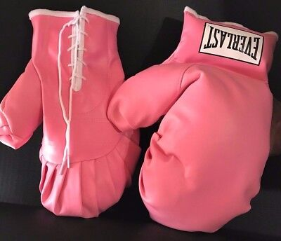 Everlast Boxing Gloves Toy Costume for Adult or Kids
