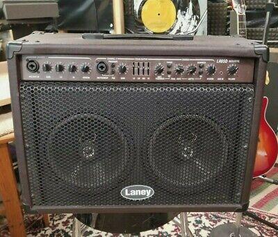 """Laney LA65D Acoustic Guitar Amplifier (65 Watts, 2x8"""")"""