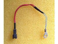Anschlusswinkel für den Jura Thermoblock 2003 F-Form  neue Version //R121