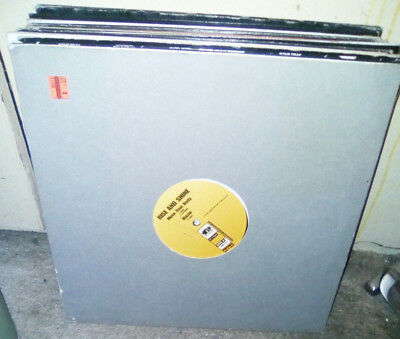 Rise And Shine Move Your Body   Blazin   Snake Eyes  12   Promo   Label Raw