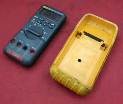 Fluke 87-iii True Rms Multimeter With Case