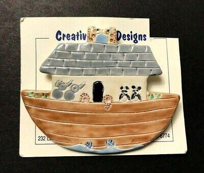 Handmade Ceramic Noah