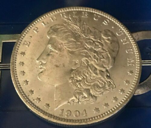 1904-O Morgan Silver Dollar--90% SILVER!!!---New Orleans Minted Beauty