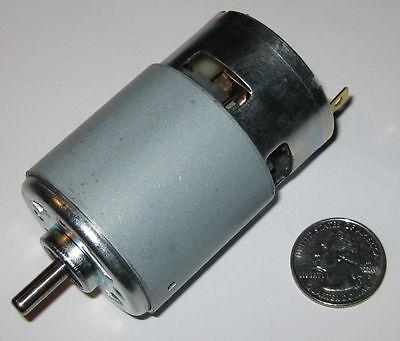 12 V Dc Hobby Motor Generator - 50 Watt - 770 Frame Size - 11000 Rpm