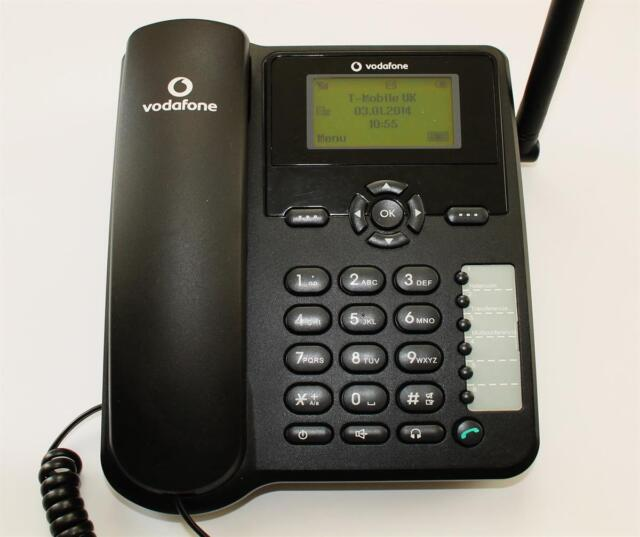 Neo3000 3G GSM DESKTOP PHONE FOR OFFICE, HOME, CALL CENTRES. SIM CARD