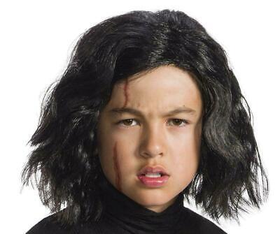 Star Wars: The Last Jedi Kylo Ren Child Costume Wig & Scar Kit NEW - Star Wig