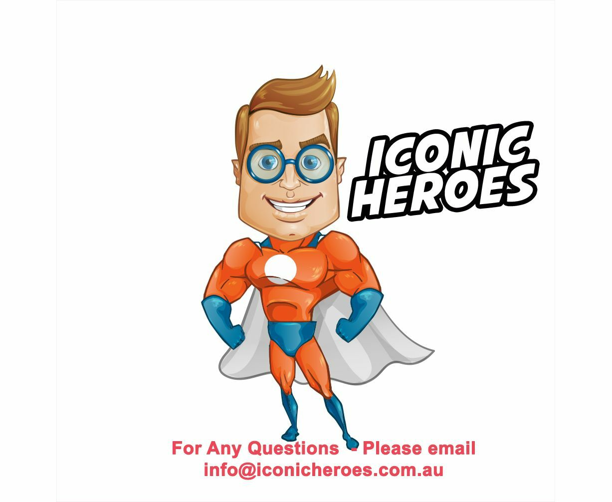 iconicheroes