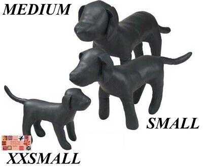 3 Pc Set Xxssmallmedium Dog Mannequin Stuffed Body Display Model Manequin Form