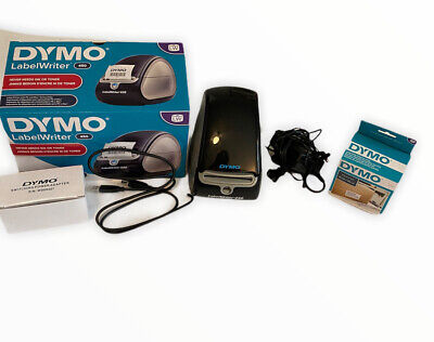 Dymo Labelwriter 450 With Labels