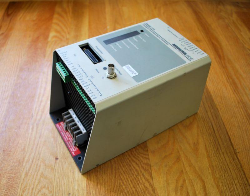 Modicon Model 410 P/N 110-0231 Intelligent Brushless Servo Positioner - USED