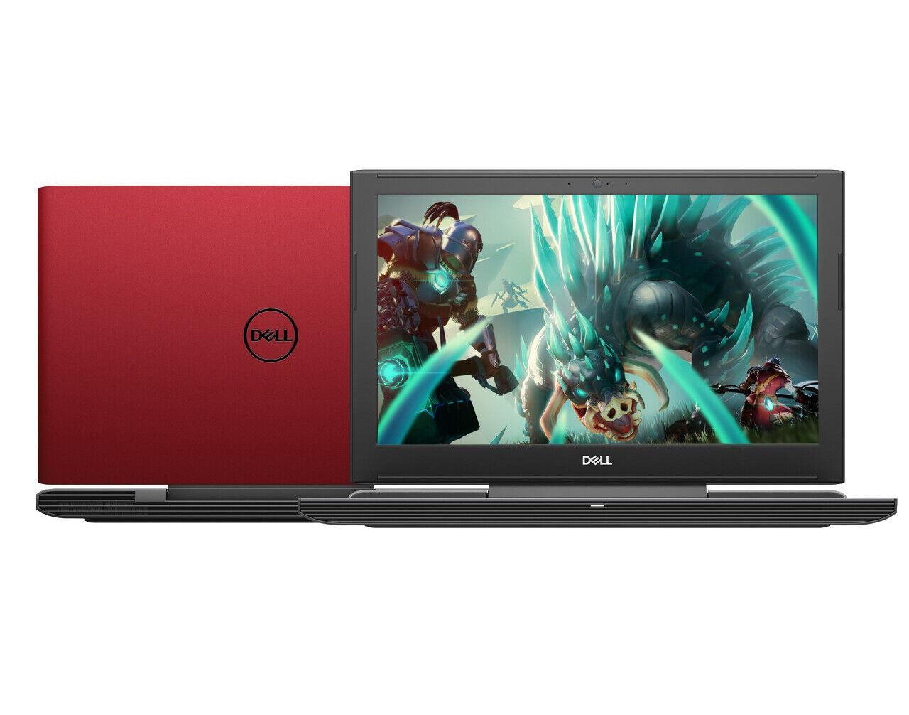 """Dell G5 15.6"""" FHD i7-8750H NVIDIA GTX 1050 Ti 128GB SSD+1TB"""