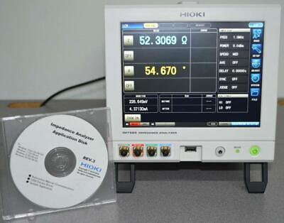 Hioki Im7581-01 Impedance Analyzer Nice