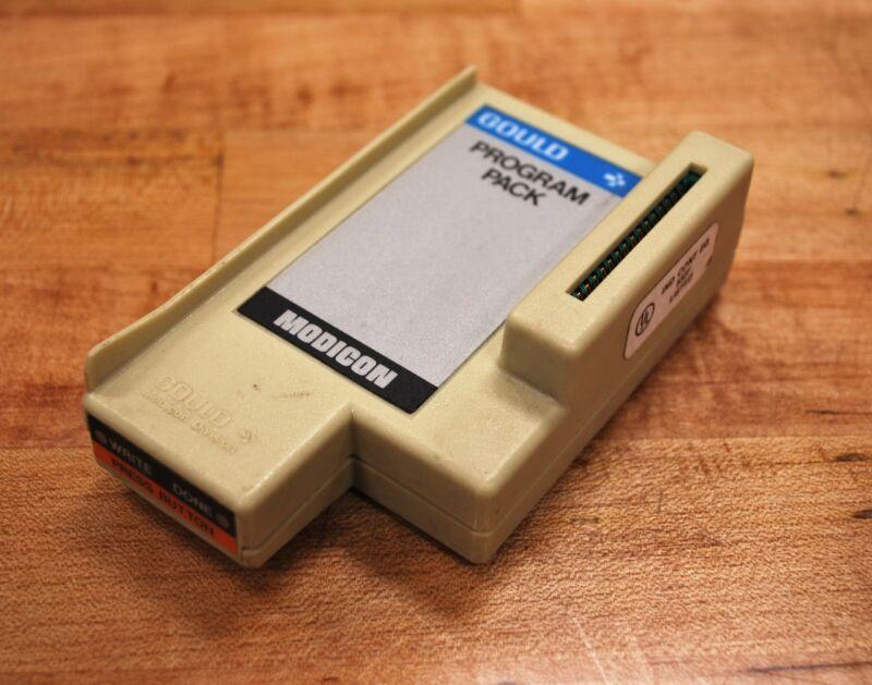 Gould AS-P371-002 Program Pack Memory Module - USED