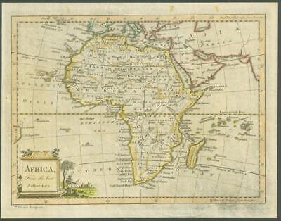 1770 - Rare Original Antique Map
