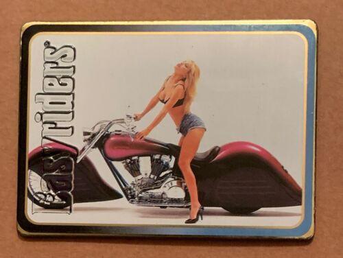 350) EASY RIDERS 1994 Metallic Images ARLEN NESS