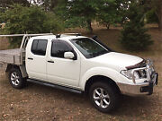 2012 Nissan Navara STX low kms heaps of extras!!! Bairnsdale East Gippsland Preview