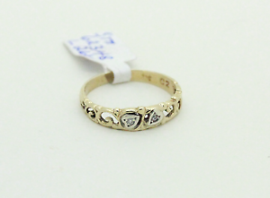 9ct Gold Diamond Ring Mandurah Mandurah Area Preview