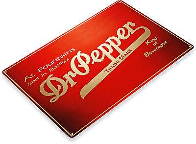 TIN SIGN Dr Pepper Cola Soda Kitchen Cottage Farm Store Metal Décor A340 Pepper Kitchen Decor