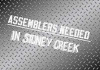 Assemblers Needed for a Stoney Creek Auto Parts Manufacturer!