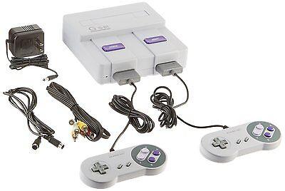 16 Bit Entertainment System By Gamerz Tek   Super Nintendo Snes Clone Console