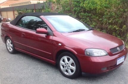 2001 Holden Astra Convertible Kelmscott Armadale Area Preview