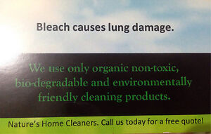 Nature's Home Cleaners Lidcombe Auburn Area Preview