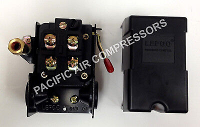 Quality Onoff Air Compressor Pressure Switch 95 To 125 Psi
