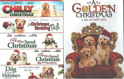 Perro Gone Vacaciones Fun-Dog Who Saved Navidad 1-2-3 + Boda Cola +...
