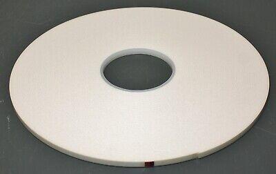 3m 4466 Double Sidedcoated Foam Tape 52349 14 X 36 Yds X 116 White 4466w