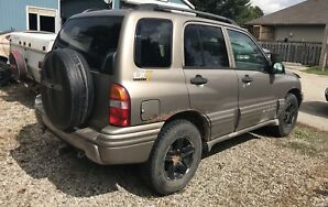 2003 Chevrolet Tracker 4x4