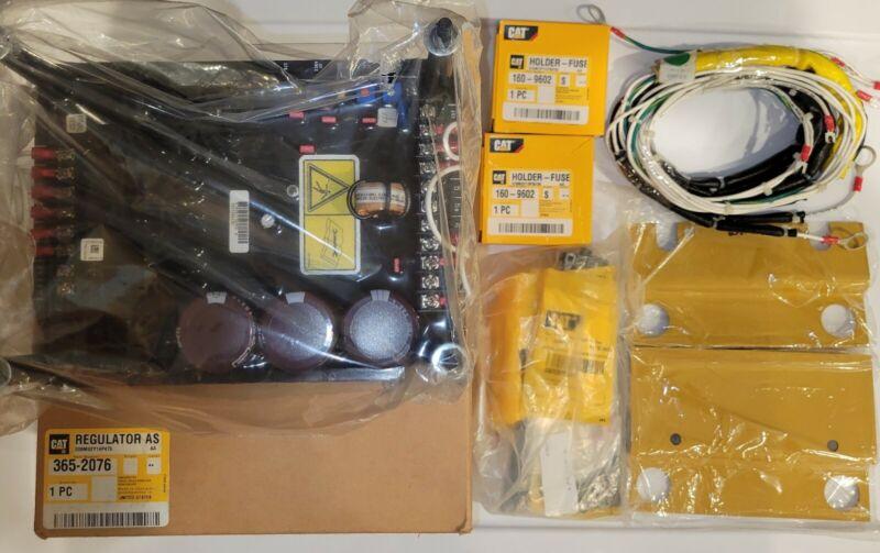 Caterpillar Voltage Regulator VR6 Mounting Kit 368-1372/CAT/Perkins/LeRoy Genset