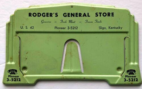 1970s Sligo Kentucky KY Rodger