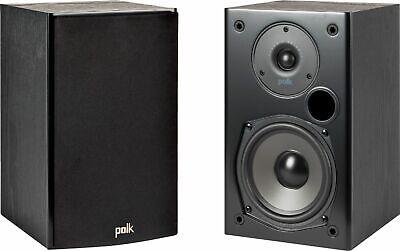 Polk Audio T15 100 Watt Home Theater Bookshelf Speakers  - P