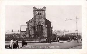 Fleetwood-The-Parish-Church-by-A-J-Evans-1802