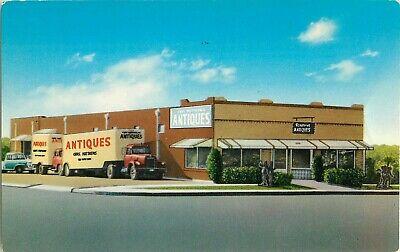 Vintage Charles Matthews Antiques Store, Fort Worth, Texas (Matthews Store)