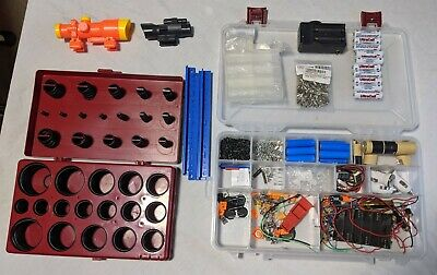 Nerf Mod Parts Lot, Li-Ion, -Free Ship -More Stuff Added