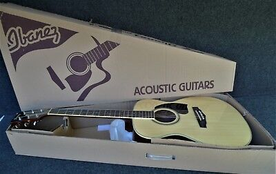 Ibanez PC15-NT Performance Series Grand Concert Acoustic Guitar SPRUCE TOP 000