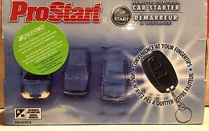 NEW PROSTART CT-3271 Automatic/Manual Remote Car Starter