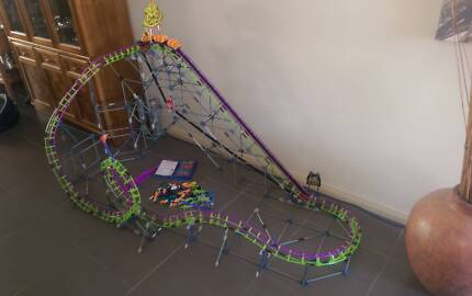 KNEX Screamin Serpent Roller Coaster + extra bits South Windsor Hawkesbury Area Preview