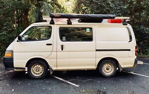 1999 Toyota Hiace All Others Manual Van/Minivan