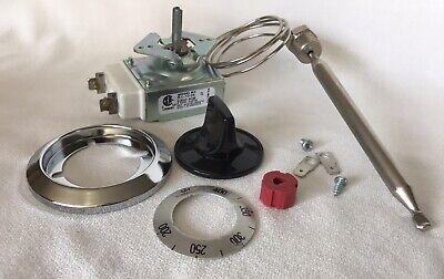 Rx-10-24 Electric Gas Fryer Thermostat Knob Rx-2-24 Vulcan Star Millivolt