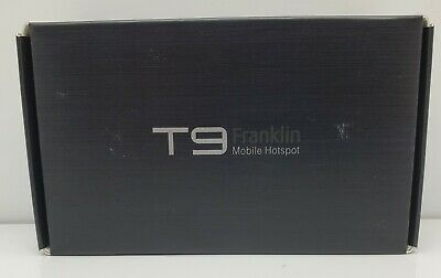 BRAND NEW SEALED T-Mobile Franklin T9 Wireless R717 4G LTE Mobile Hotspot