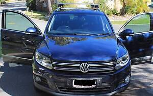2012 Volkswagen Tiguan Wagon 4x4 Motion Coombabah Gold Coast North Preview